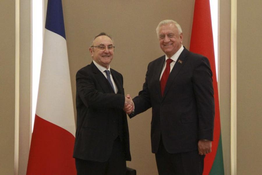 Как будут сотрудничать Беларусь и Франция?