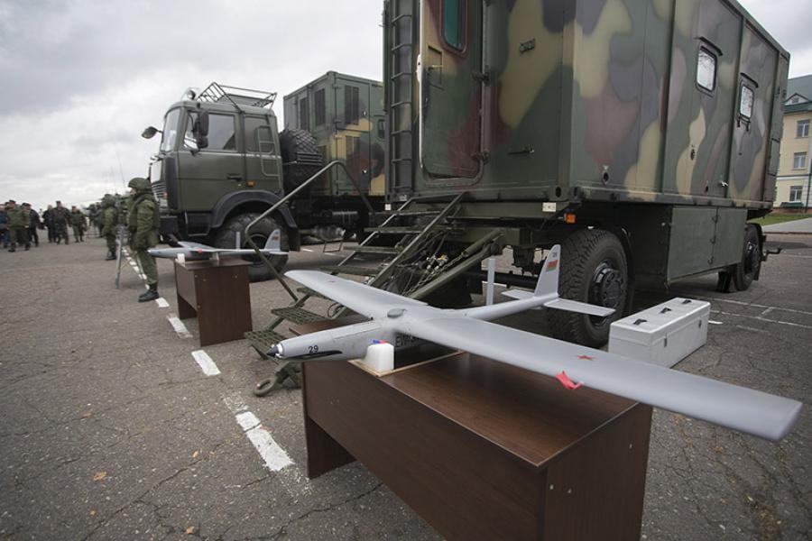 Как в Беларуси развивается сектор беспилотников