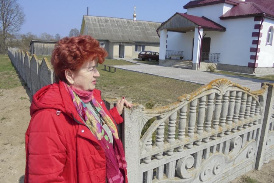 Староста из Горталя стала настоящим лидером в большой деревне