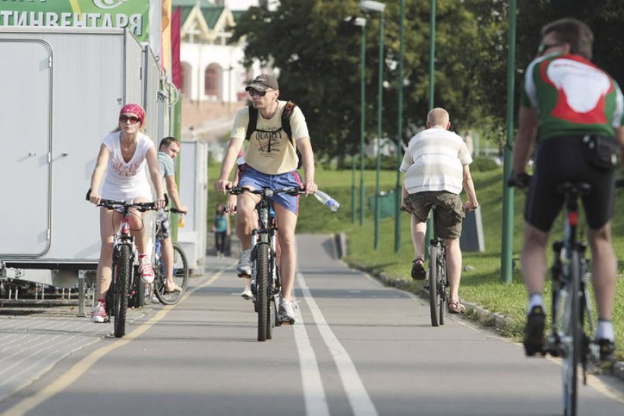 Велодвижение в Беларуси. Что делается для его развития?
