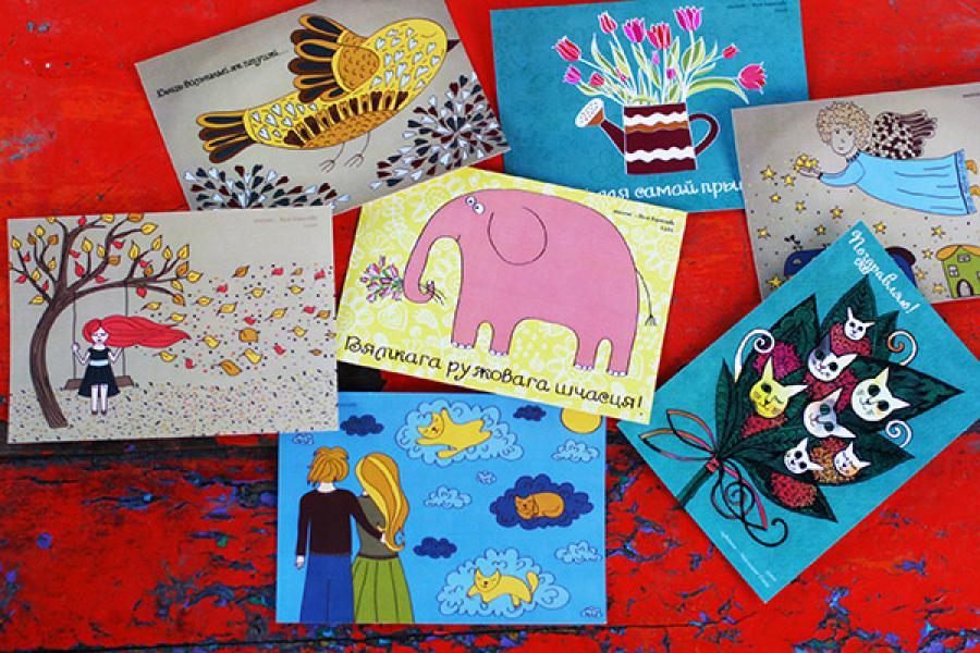 Как помогать детям с аутизмом, покупая открытки