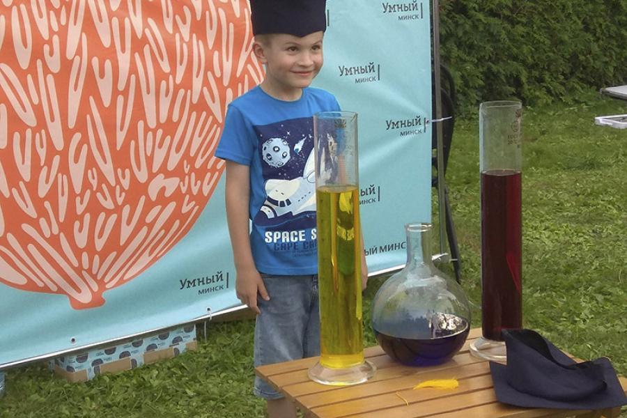 Чем удивляли организаторы Фестиваля науки?