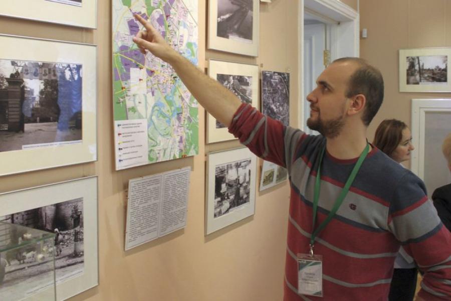 У Гомелі выстава распавядае пра 829 дзён акупацыі