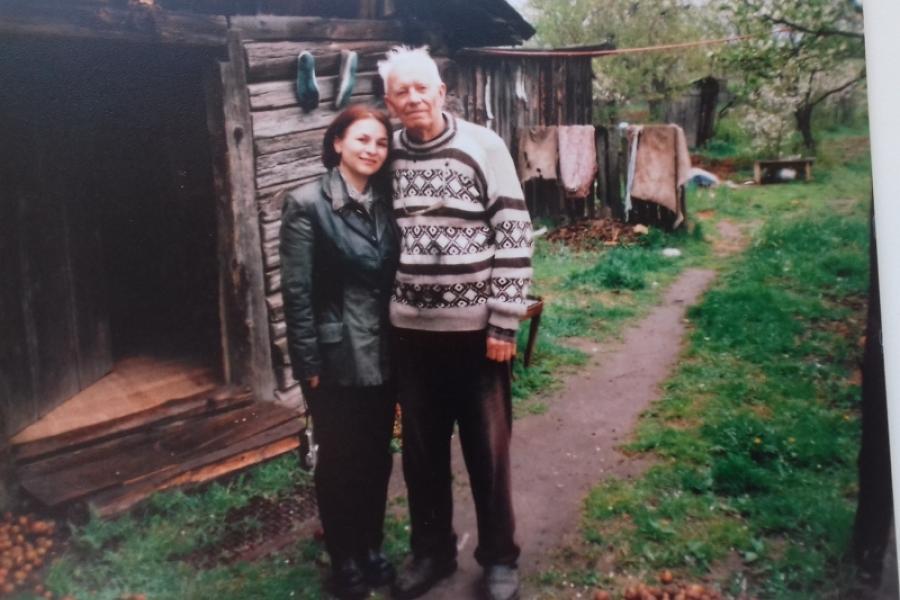 Сегодня исполняется 100 лет со дня рождения поэта Николая Аврамчика