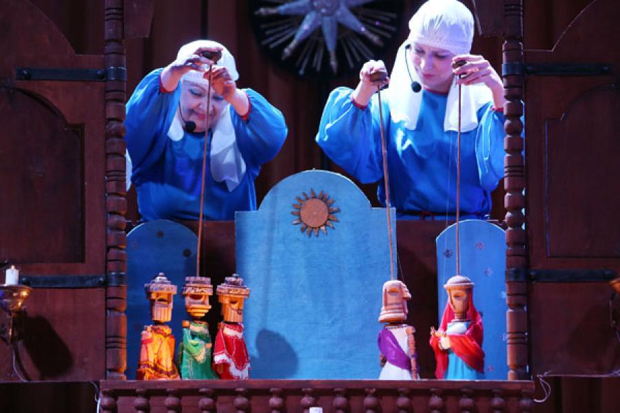 Абвясцілі вынікі фестывалю батлеечных і лялечных тэатраў «Нябёсы»