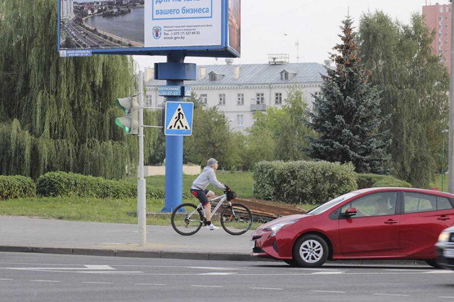 У Беларусі праходзіць Еўрапейскі тыдзень мабільнасці