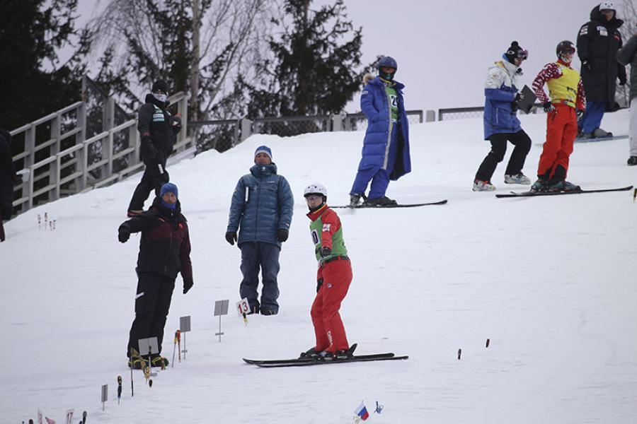 Раўбічы ў сёмы раз прымаюць этап Кубка свету па фрыстайле