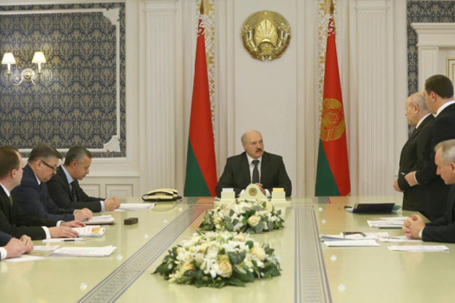 Доверительное управление предприятиями обсуждалось у Президента
