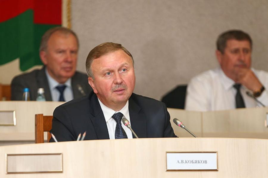Выязное пасяджэнне Прэзідыума Савета Міністраў адбылося ў Барысаве