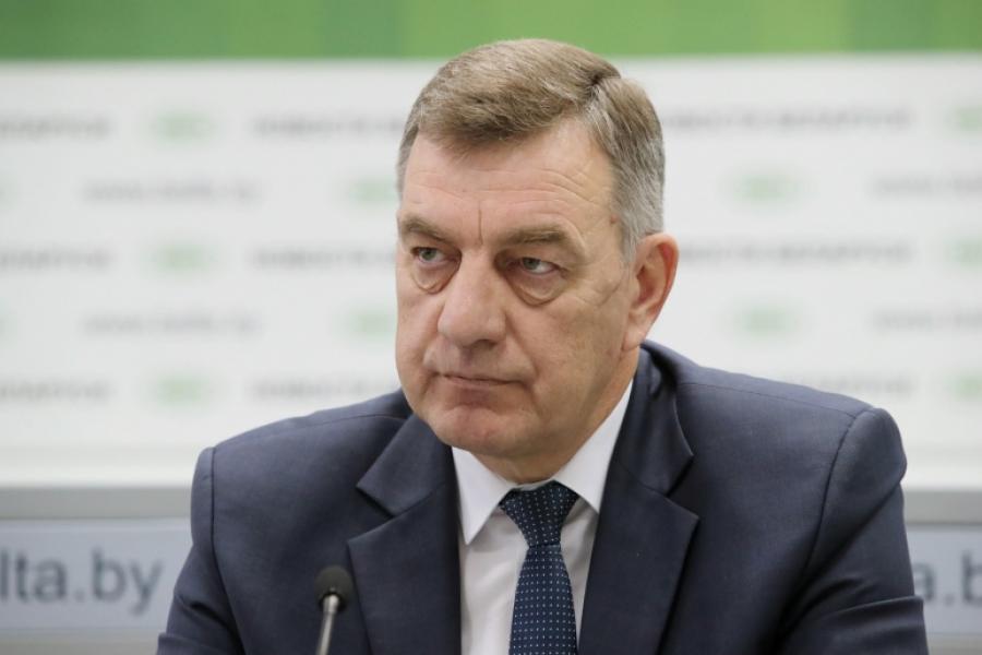 Новым вице-премьером Беларуси стал Юрий Назаров