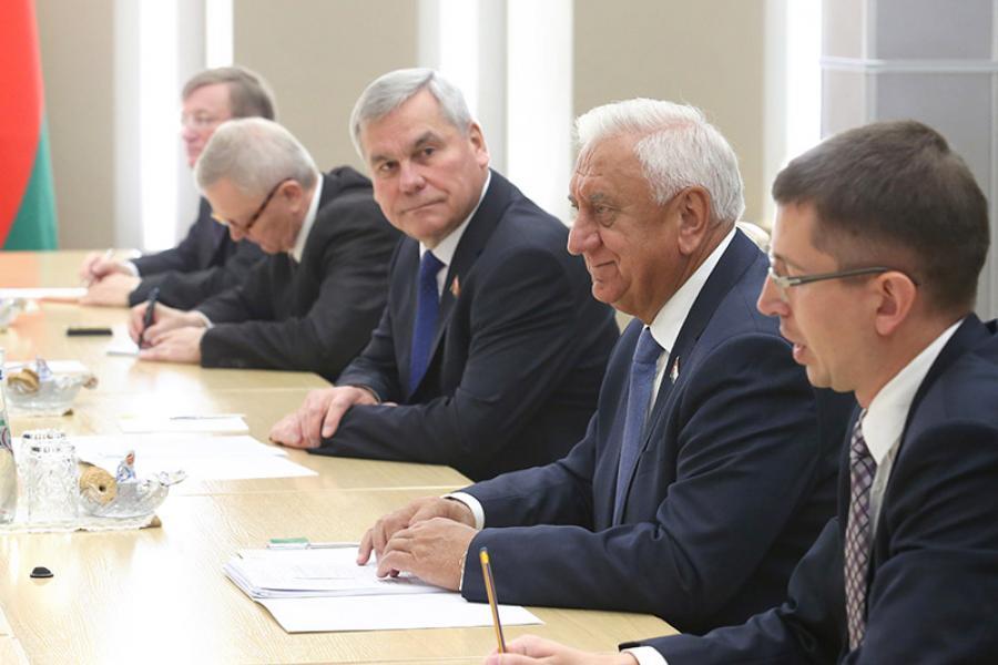 В Беларусь прибыла румынская делегация