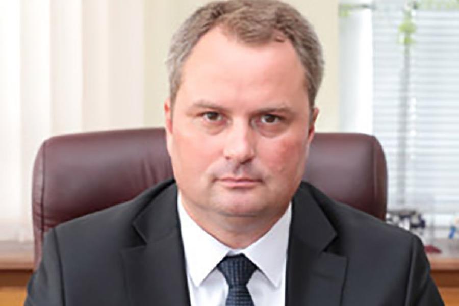 Павел Уцюпін, міністр прамысловасці