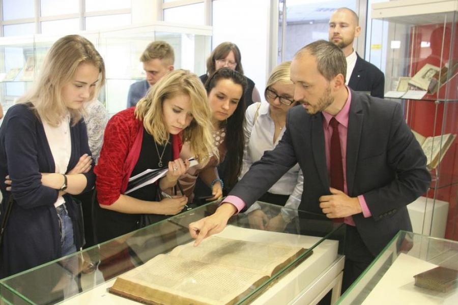 Чым здзіўляе Міжнародная выстаўка «Беларусь і Біблія»