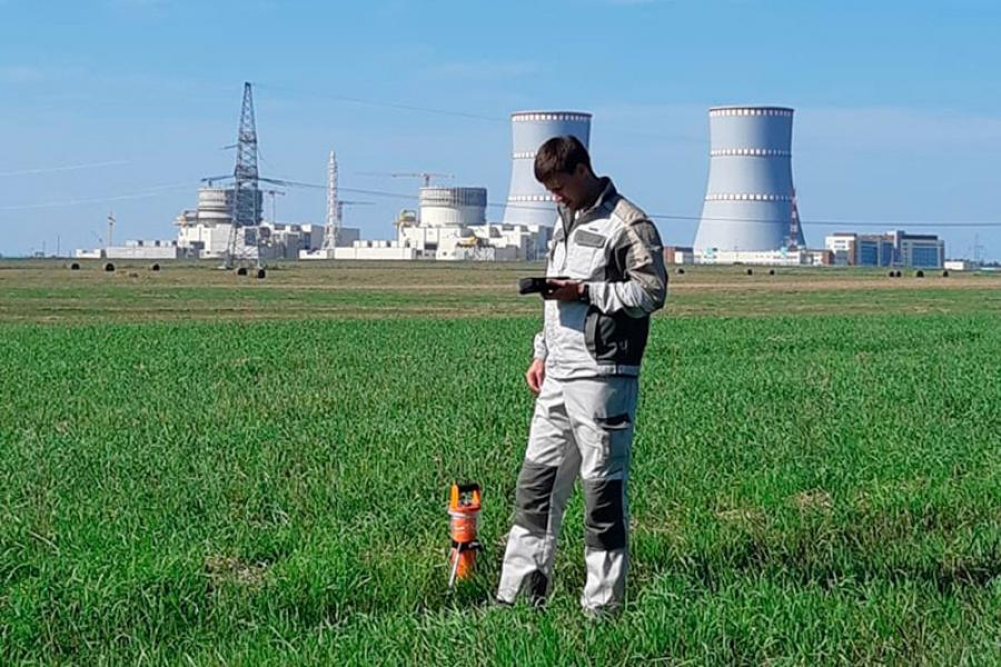 Завяршылася экаэкспедыцыя на Беларускай АЭС