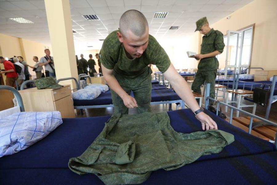 Цікавы эксперымент праходзіць у беларускім войску