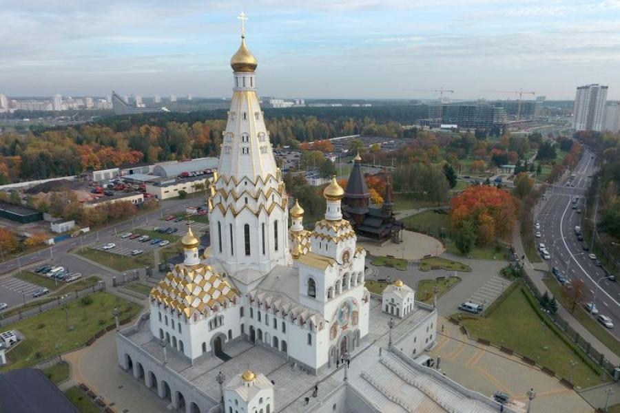 Храм адзінства нашага