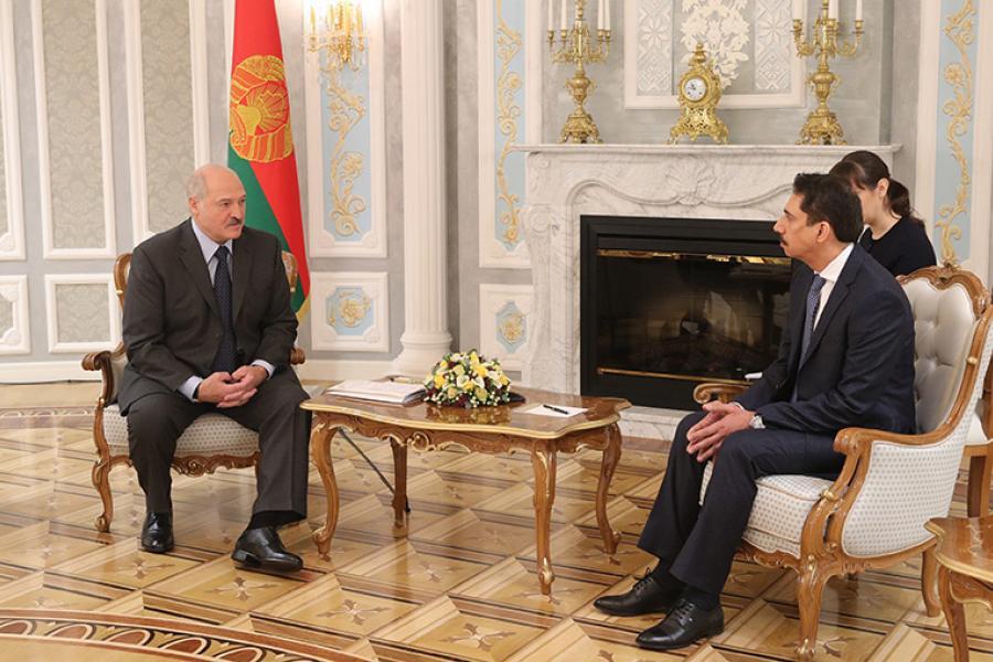 Беларусь изучает опыт Дубайского МФЦ