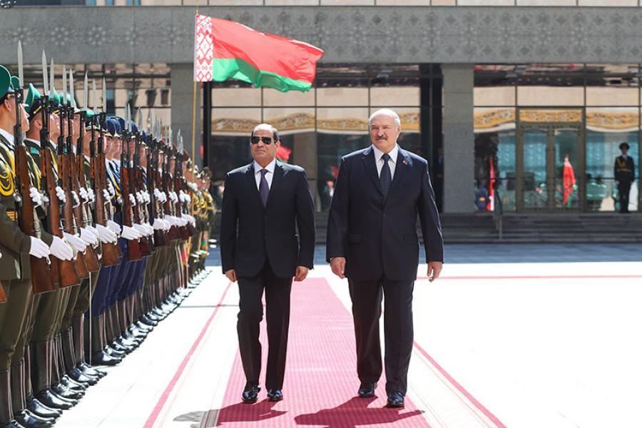 Лукашенко: Наладить масштабное взаимодействие между государствами в современную эпоху сложно