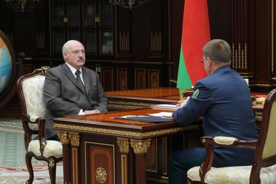 Лукашенко: Беларусь и Россия вернутся к обсуждению налогового маневра