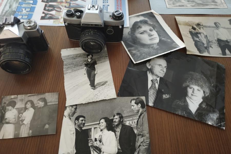 Россиянка Ирина Савосина по рождению влюбилась в могилевскую историю