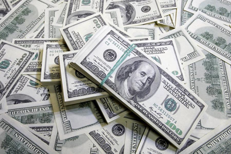 Долар можа яшчэ патаннець