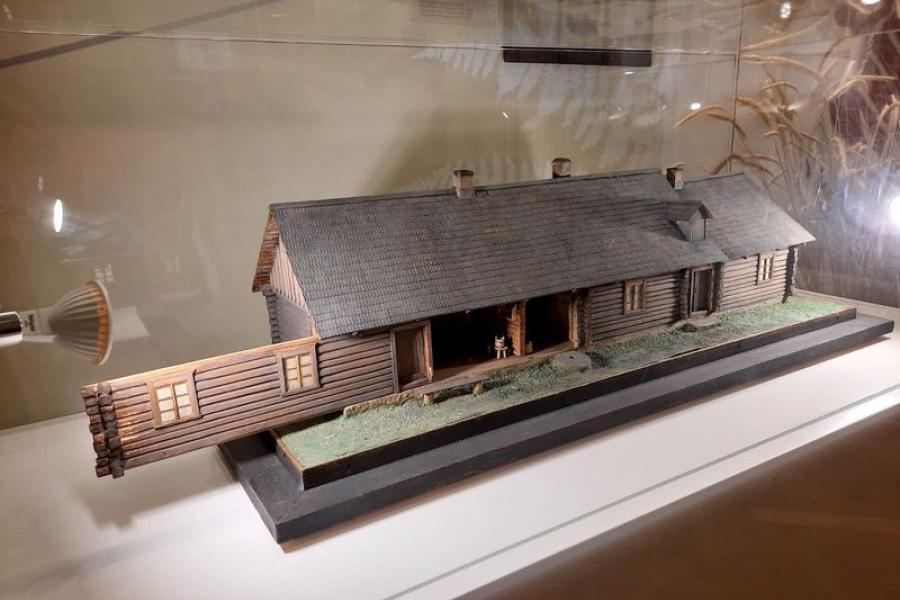 75 лет назад открылась первая экспозиция музея Янки Купалы