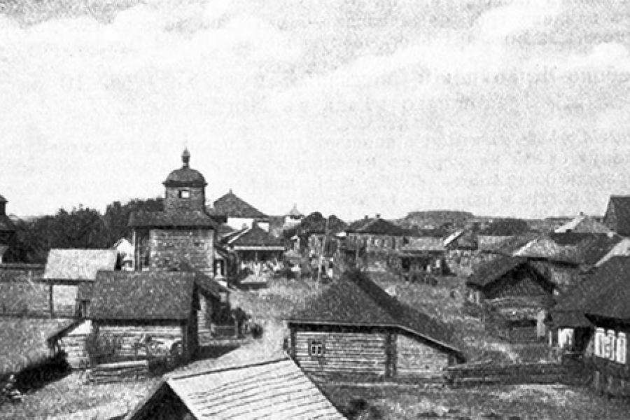 Тры драўляныя вежы ўзвядуць у Копысі
