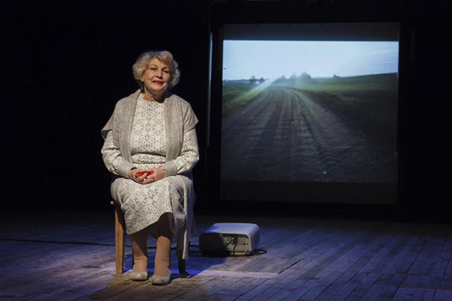 Спектакль «Беларусь. Дыдактыка» перадае аўтэнтычную прыгажосць