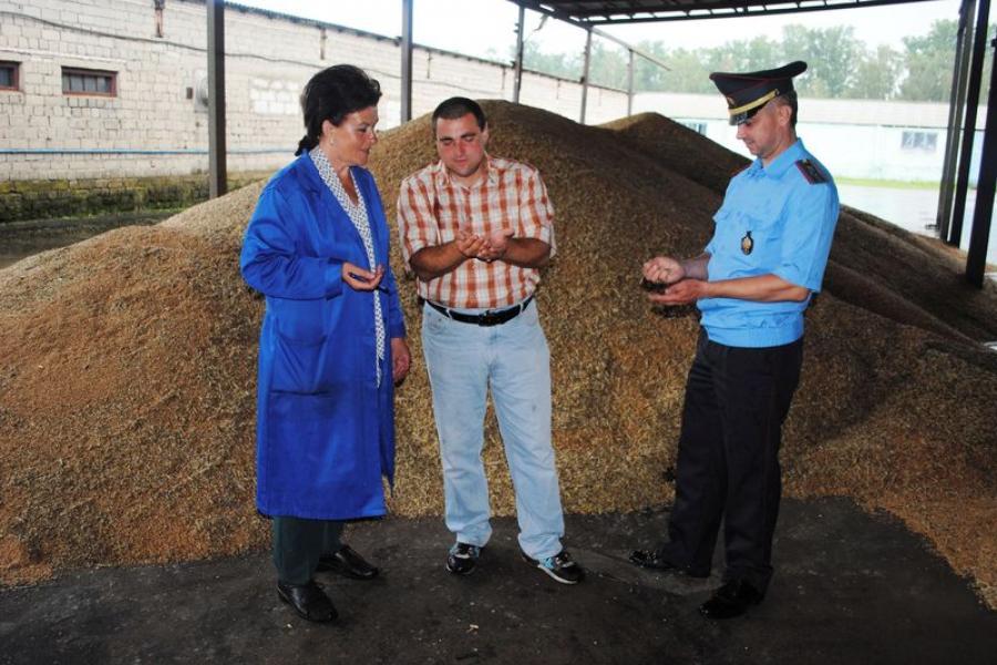 Как работает лучший участковый инспектор милиции Минской области