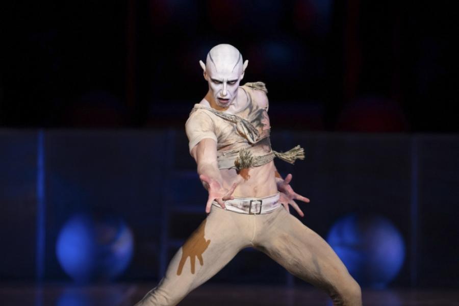 У Вялікім тэатры Беларусі чакаецца 300-ы паказ балета «Стварэнне свету»