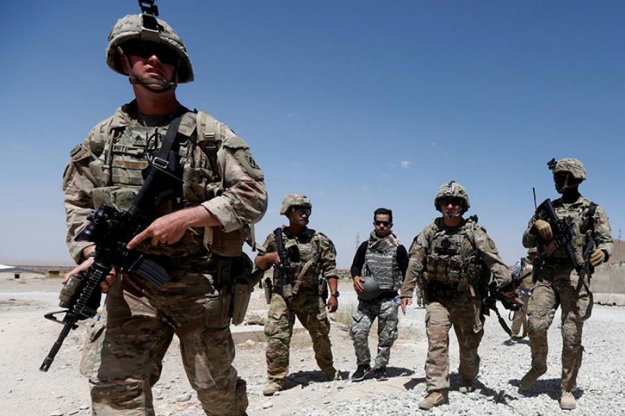 Што адбываецца ў шматпакутным Афганістане?