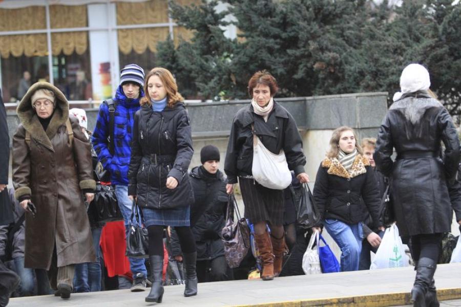 Дэмаграфічны прырост насельніцтва ў Беларусі скарачаецца