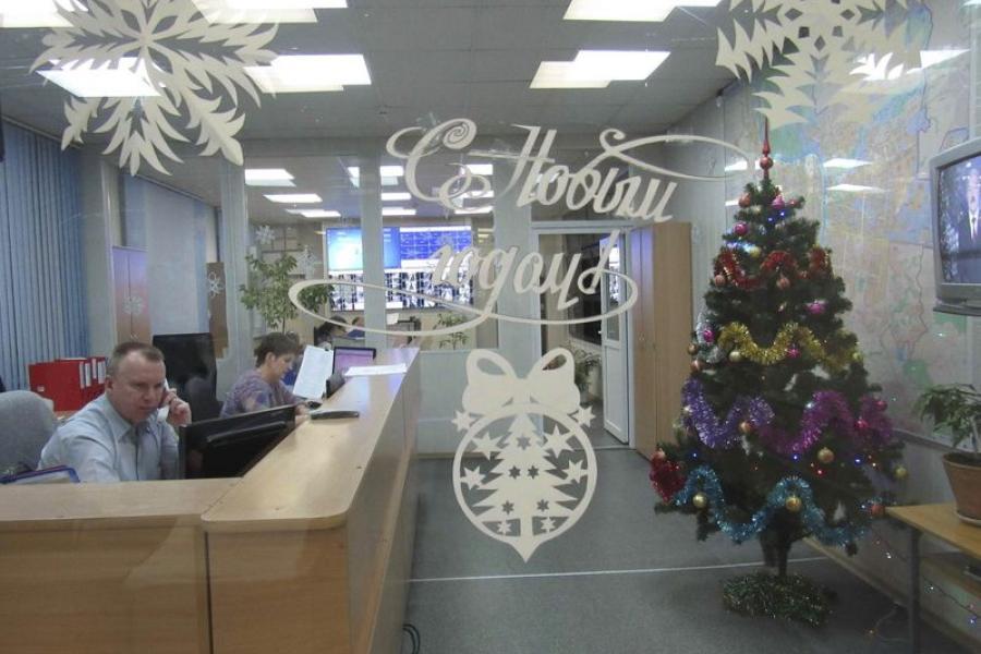 Как «Звязда» дежурила вместе с милицией на Новый год в Витебске