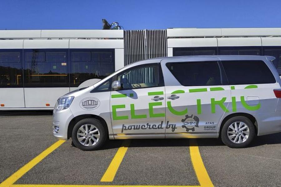 Каким будет первый белорусский электромобиль?