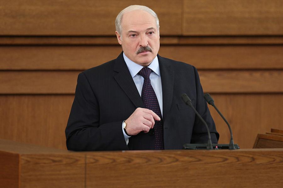 Александр Лукашенко обратился с Посланием к белорусскому народу