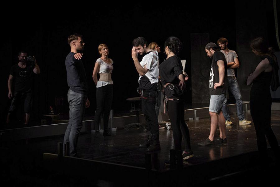 Андрей Прикотенко: С произведениями Шекспира мы находимся в опасном поле