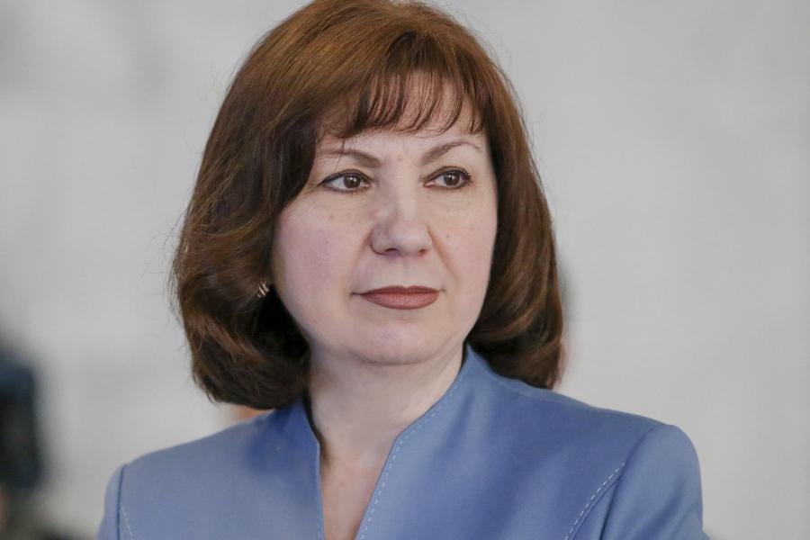 Наталья Кочанова, председатель Совета Республики Национального собрания