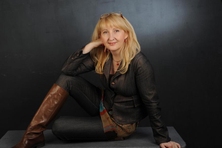 Ирэна Гудиевская: «Фотография – это красивая и коварная женщина!»