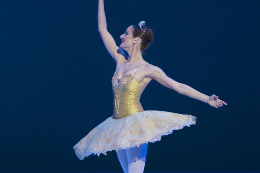 """Екатерина Олейник: """"Танец – это часть меня"""""""