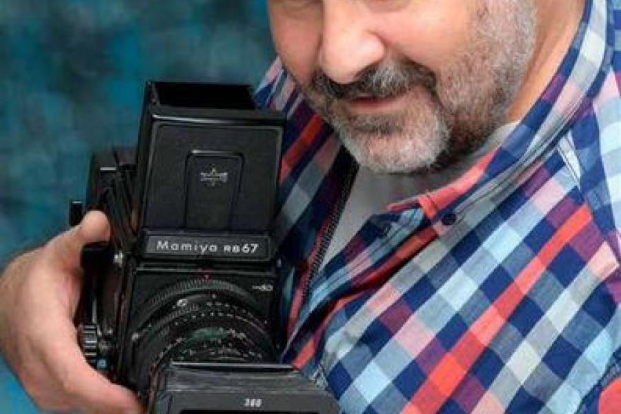 Григорий Лившиц: «Чужих женщин фотографировать проще, чем близких»