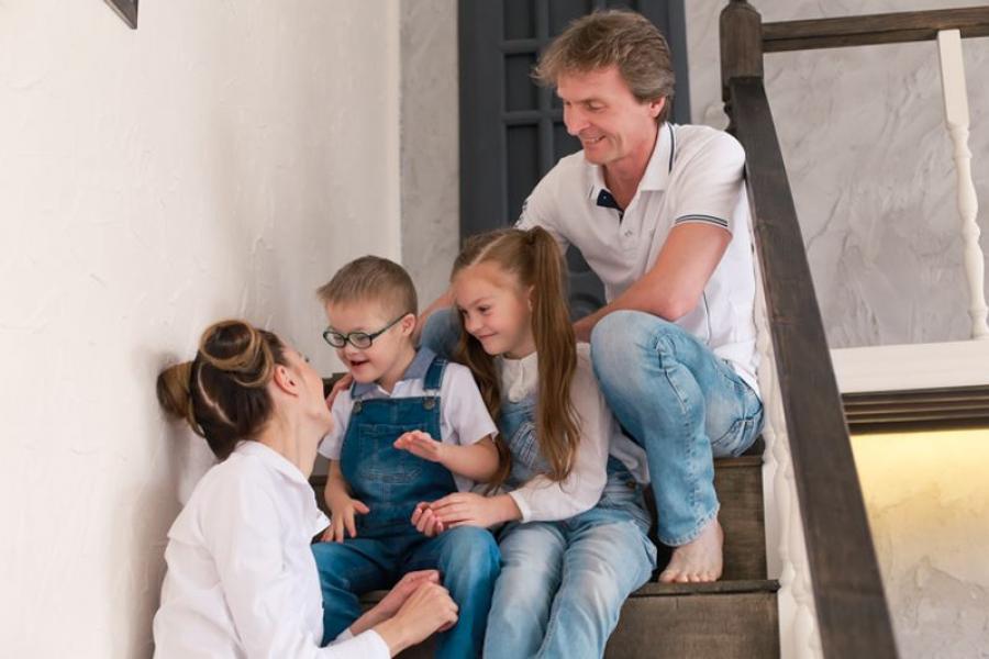 Татьяна Уласень: «Дети часто стремятся быть похожими на родителей»