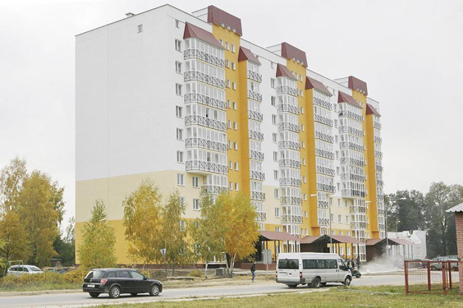 У Смалявічах і Рудзенску будзе актыўна весціся будаўніцтва кватэр для мінчан