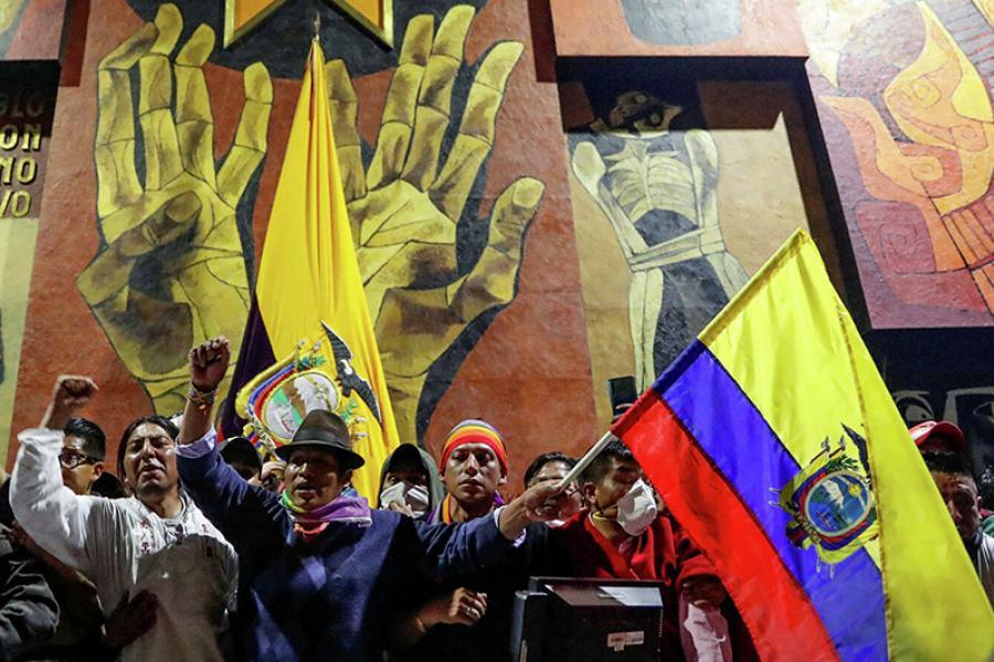Почему лихорадит Эквадор?