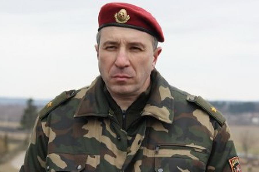 Караев отправился 1 сентября в специализированный лицей МВД