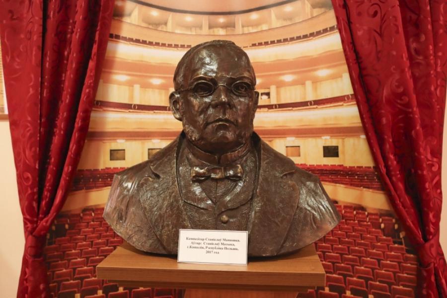 В Червенском музее открылась экспозиция, посвященная композитору Монюшко