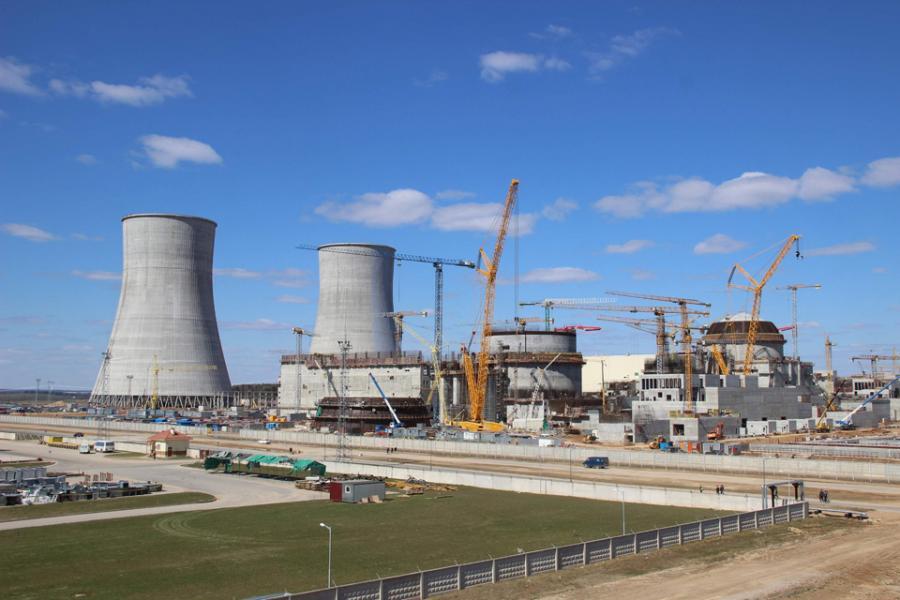 Беларускую АЭС запусцяць у пачатку 2020-га
