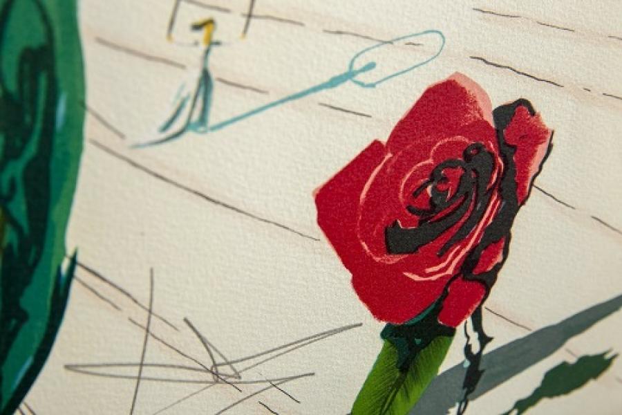 Зрэзаная ружа