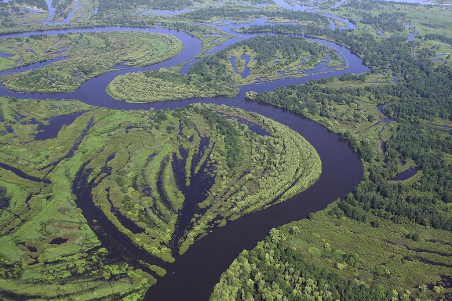 Возможно ли восстановить древний водный путь от Вислы до Днепра?