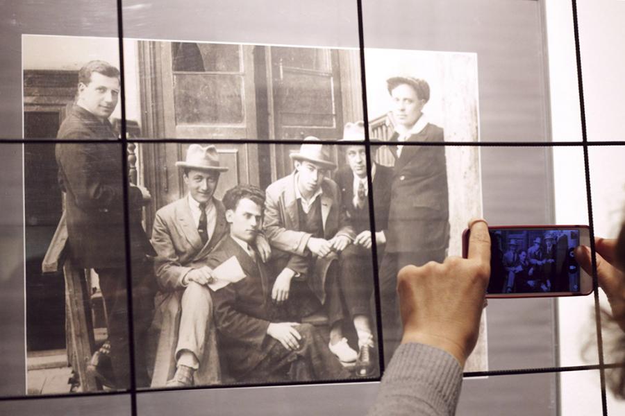 «Страчаныя абліччы» — у Літаратурным музеі Янкі Купалы