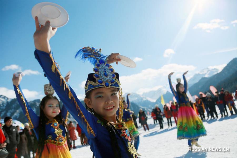Новый год в Синьцзяне